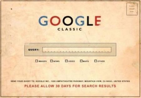 Google-Classico
